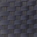 Rehau anthracite weave