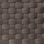 Rehau coffee cream weave