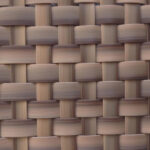 Rehau honey wicker weave