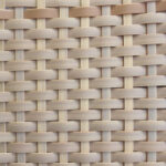 Rehau honey wicker weave