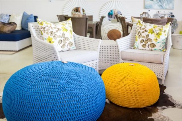 Rehau Outdoor furniture armchairs